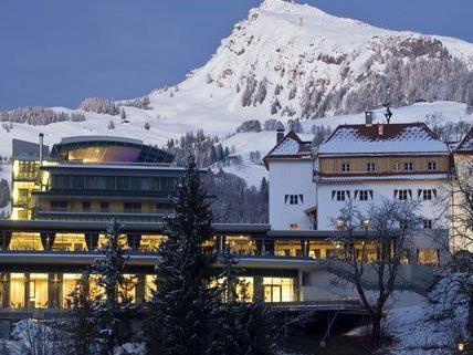 Gewinnen Sie mit VIENNA.at zwei Übernachtungen in Kitzbühel.