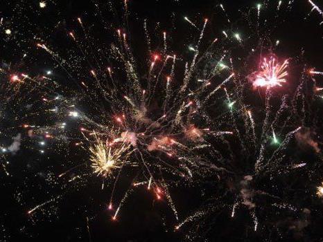 Am 10. August findet auf der Alten Donau das Lichterfest statt.