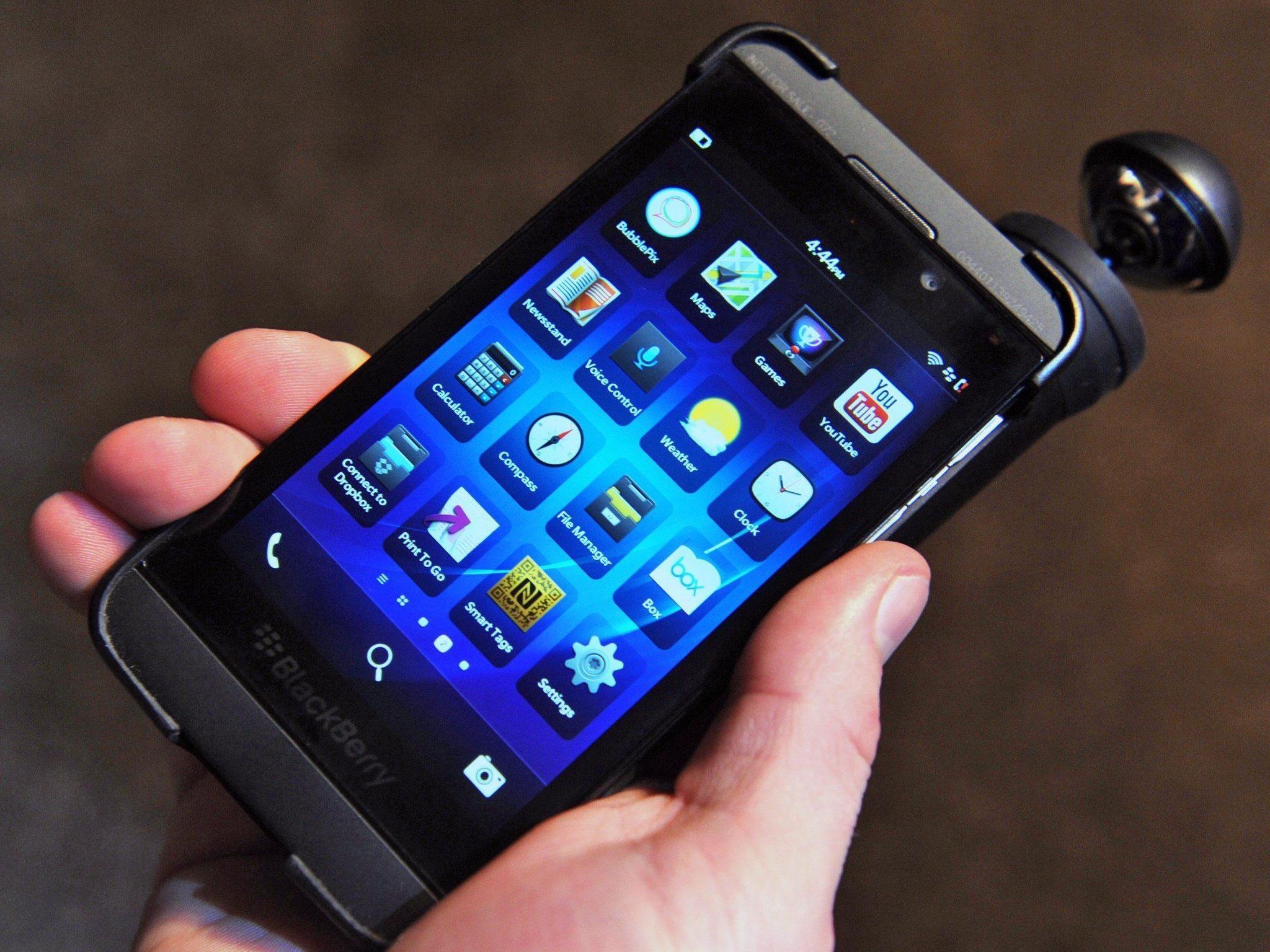 Sondergremium spielt beim kanadischen Smartphone-Pionier verschiedene Optionen durch.