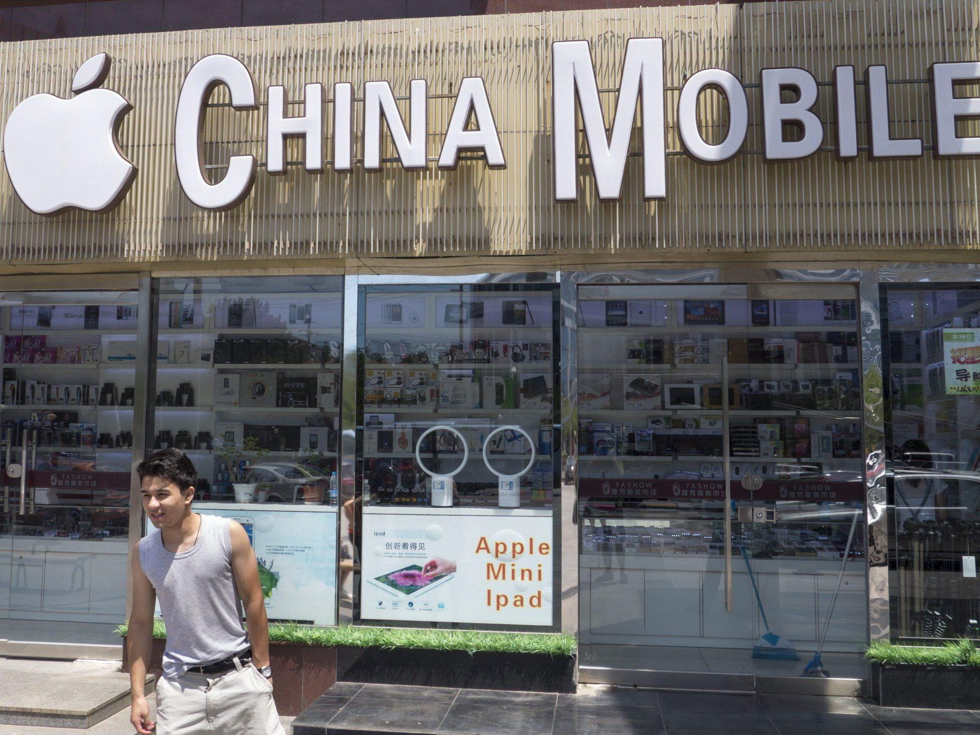 Laut Insidern wird das neue IPhone in China in einem Goldton angeboten werden.