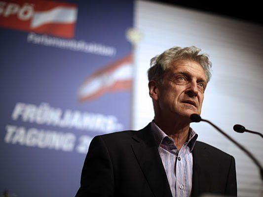 Josef Cap kritisiert die ÖVP