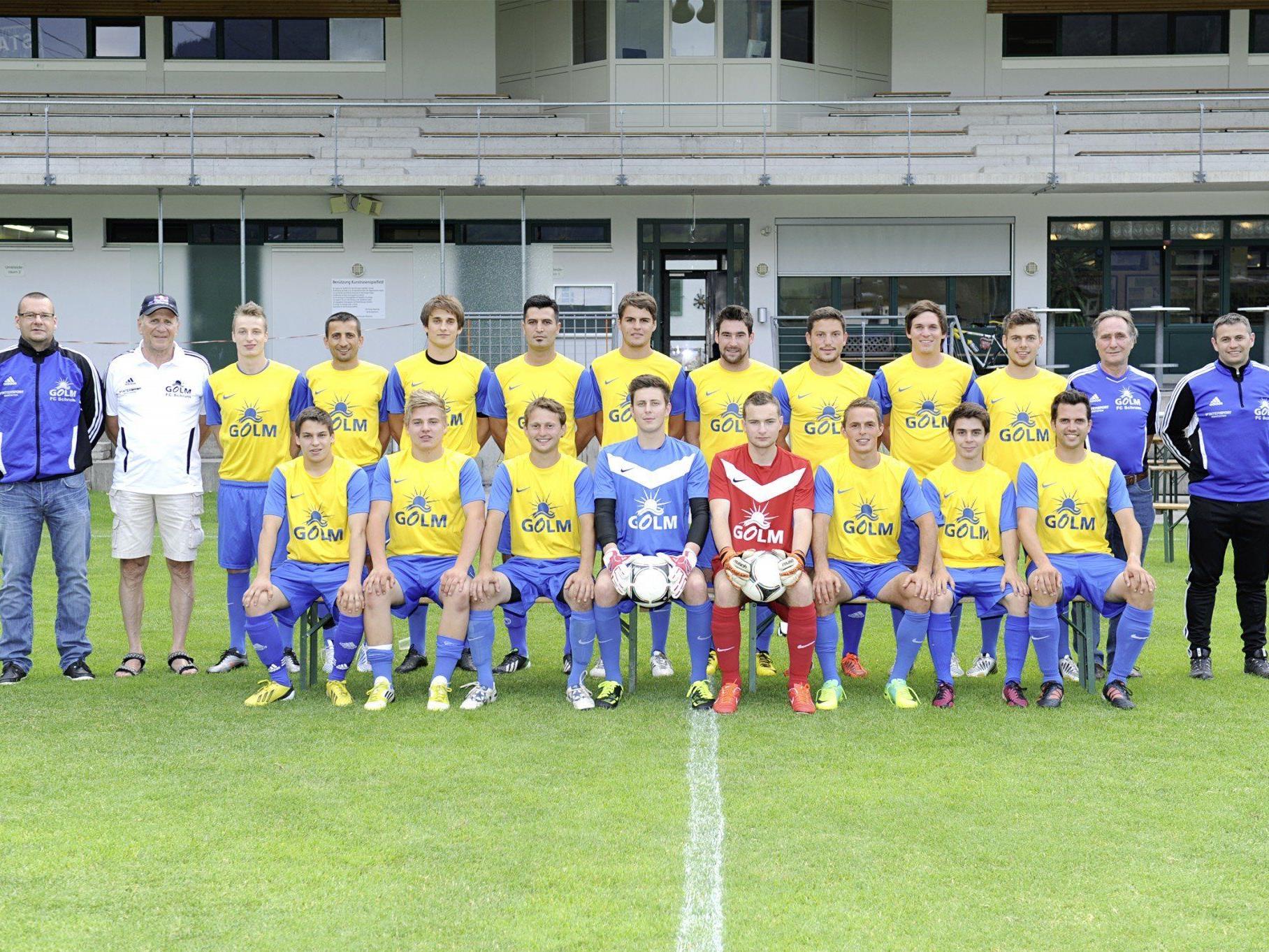 Der FC Schruns wartet weiter auf den ersten Saisonsieg