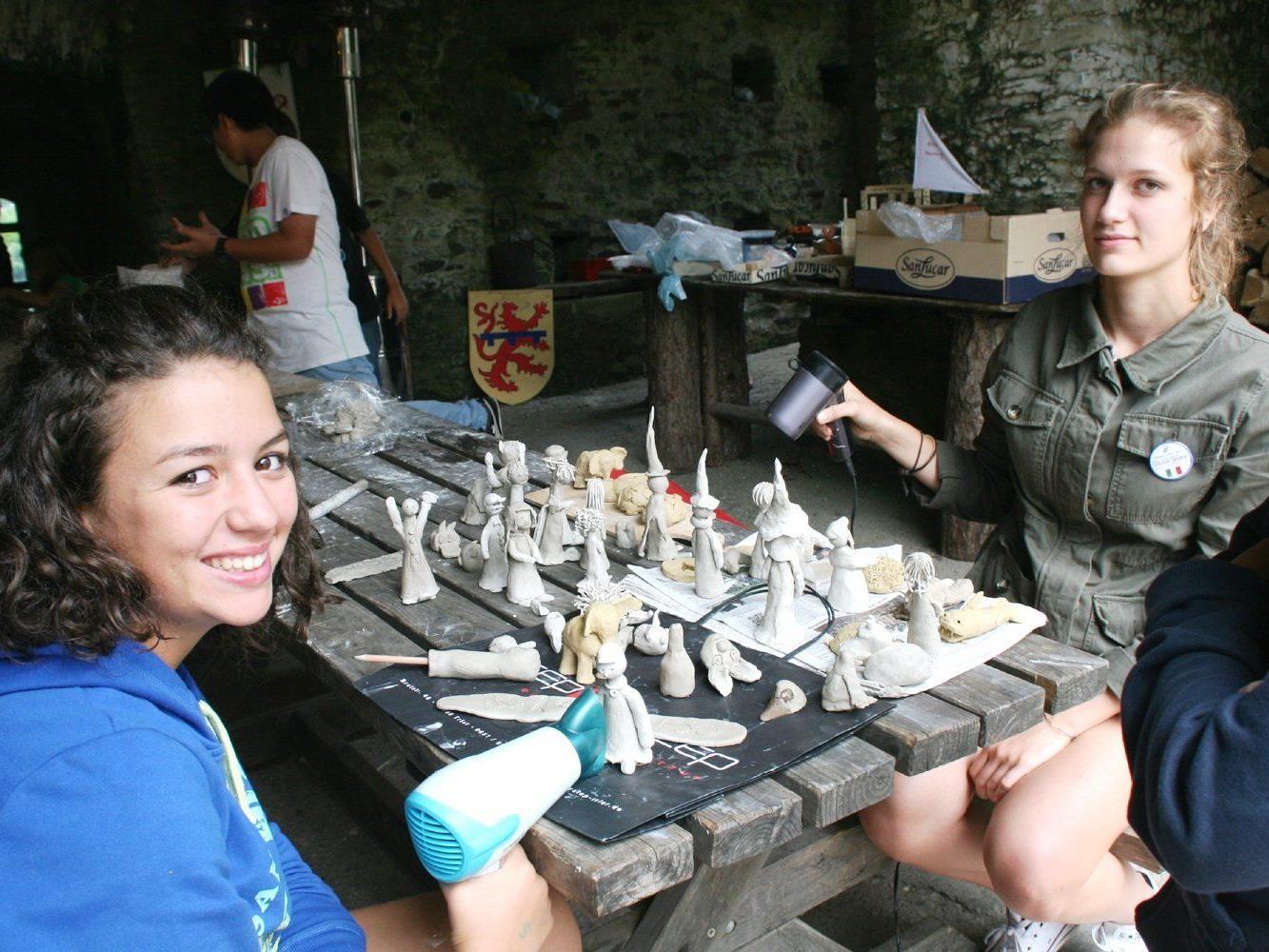 Internationale Begegnungen und spannende Aktivitäten zeichnen die Ländle-goes-Europe-Camps aus.