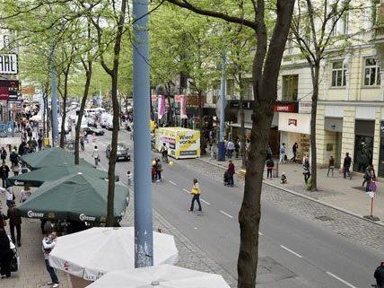 Die Mariahilfer Straße Neu sorgt für Diskussionen