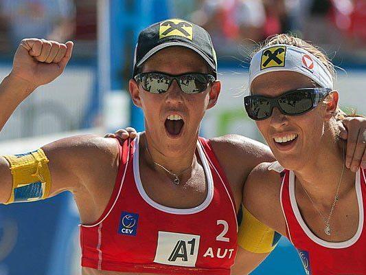 Die Schwaiger-Schwestern triumphieren in Klagenfurt