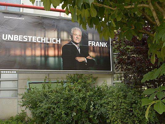 Frank Stronach macht den Intensiv-Wahlkampf-Auftakt