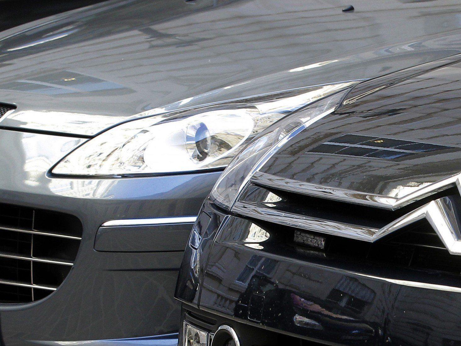 PSA Peugeot Citroёn will die Produktion wieder ankurbeln.