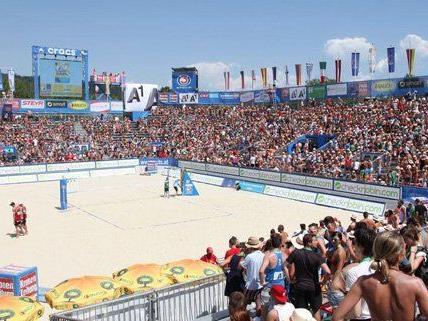 150.000 Zuschauer waren bei der EM in Klagenfurt dabei.