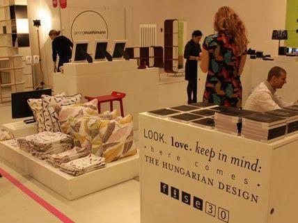 """Vom 18. bis 20. Oktober findet in Wien die Designmesse """"Blickfang"""" statt."""