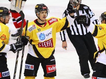 Die Vienna Capitals siegten erneut in der European Trophy.