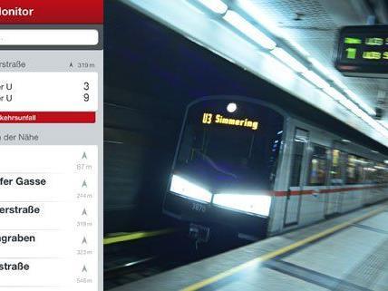 Künftig sind die Fahrplandaten der Wiener Linien in Echtzeit abrufbar.