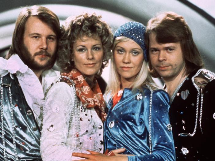 Eine Schallplatte der Band ABBA brachte einem schwedischen Sammler 4 800€ ein.