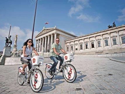 Im Sommer 2013 soll es eine Rekord-Nutzung der City Bikes gegeben haben.