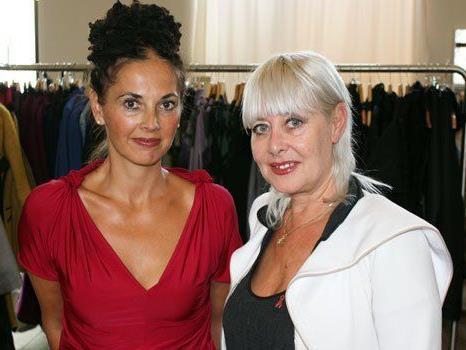 Maria Oberfrank und Zigi Mueller-Matyas im Gespräch zur Vienna Fashion Week.
