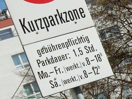 Gratis-Kurzparkscheine gelten ab 2. September für 15 Minuten.