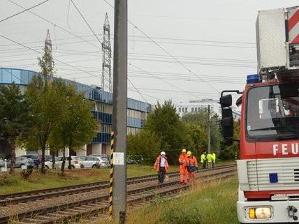 Am Mittwoch gab es einen Oberleitungsschaden bei der Wiener Lokalbahn.