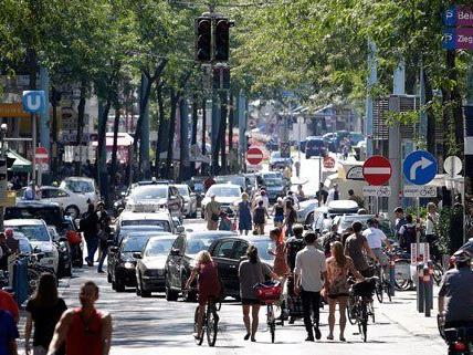 Bereits am Starttag gibt es viel Kritik am neuen Verkehrskonzept.