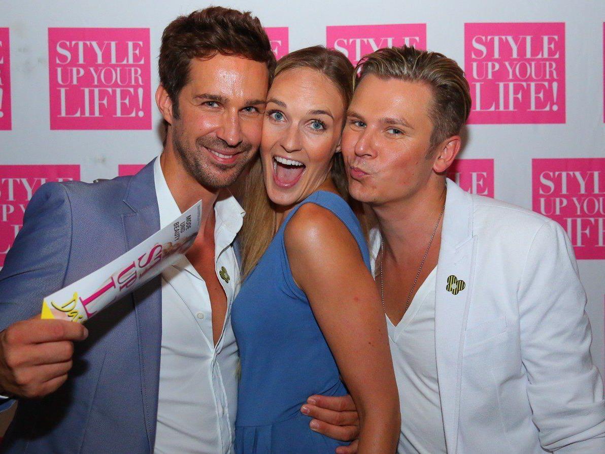 Am Samstag wurde im Do&Co bei der Style Up Your Life!-Club Night gefeiert.