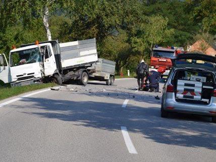 Der Motorradlenker überlebte den Unfall nicht.