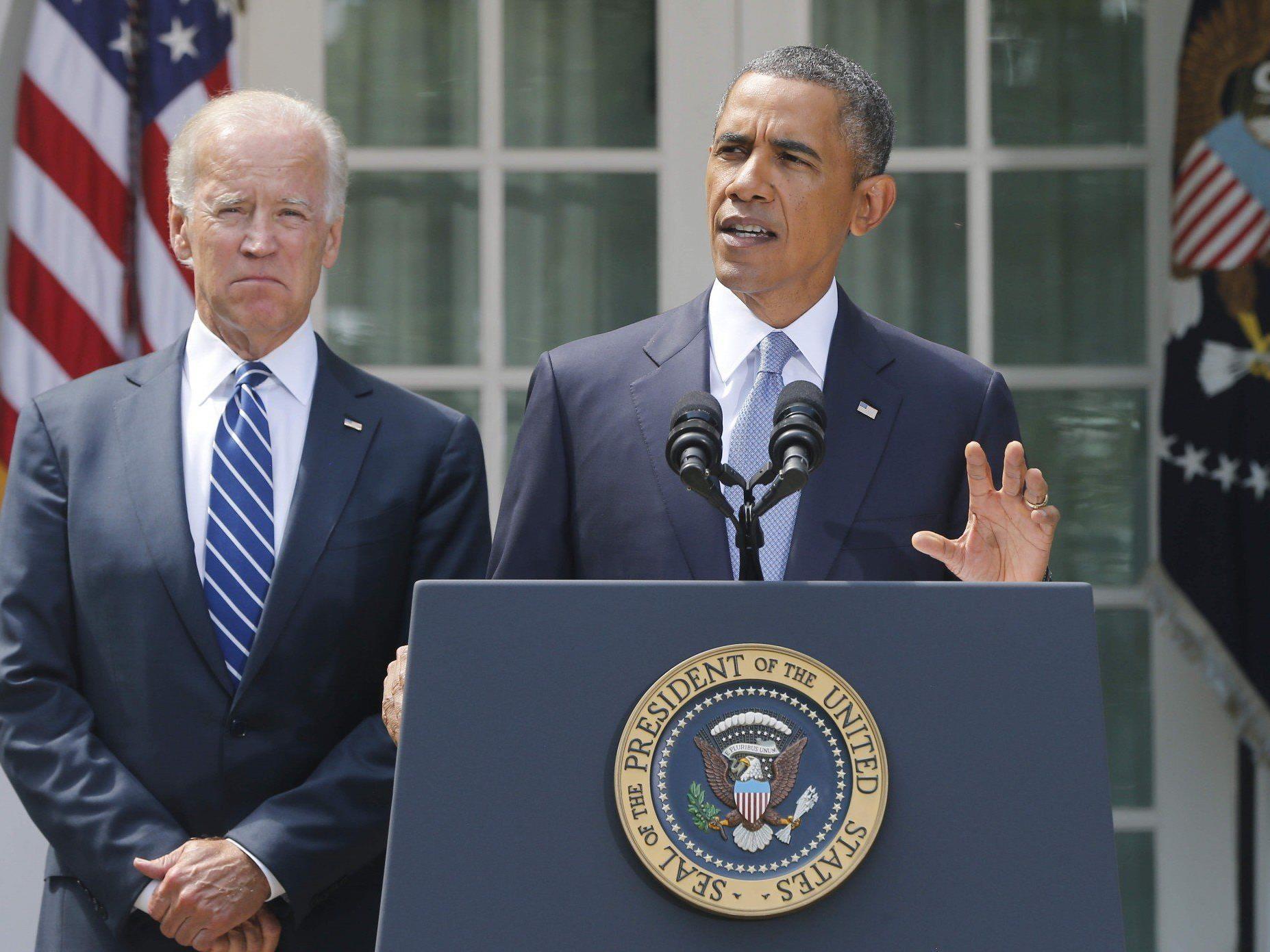 Obama macht Militärschlag von Syrien von Kongressvotum abhängig