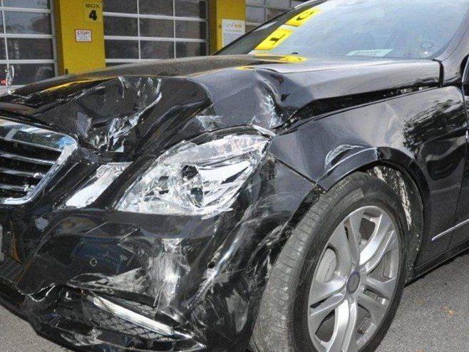 Am Freitag ereignete sich ein Verkehrsunfall in Wien-Meidling.