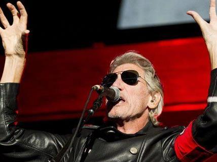 Am 23. August tritt Roger Waters in Wien auf.