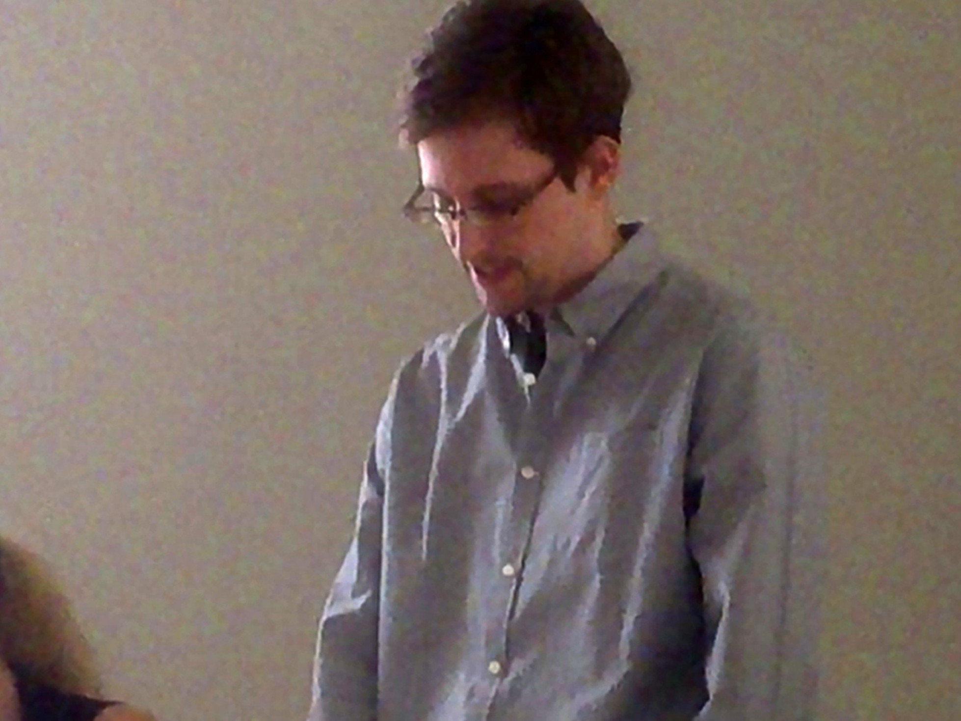 Ex-US-Geheimdienstmitarbeiter erhielt am Donnerstag Asyl in Russland.