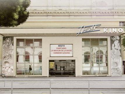 das Stadtkino wird am 26. September ins Künstlerhaus verlegt.