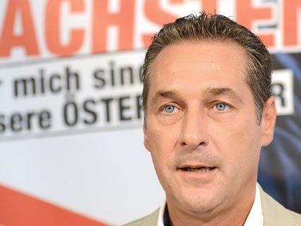 Heinz-Christian Strache fordert Konsequenzen.
