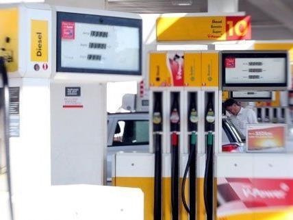Tankstellenraub in Wien-Ottakring am Montag.