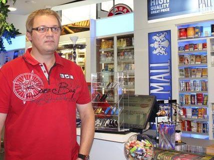 Michael Hofstätter fürchtet weitere Stromausfälle in Meidling.