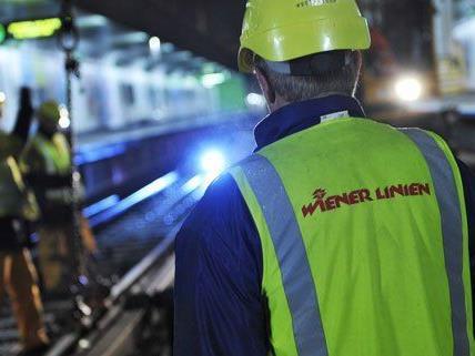 Auf der Linie U4 sind umfassende Sanierungsarbeiten nötig.