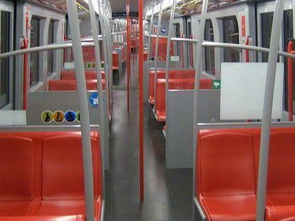 Am Dienstagabend musste ein Zug evakuiert werden.