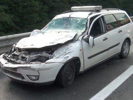 Wie es zu dem Unfall kommen konnte, ist unklar.