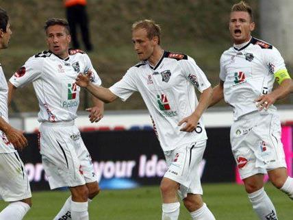 Der WAC will gegen Innsbruck endlich wieder drei Punkte holen.