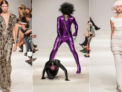 Wiener im Fashion Week Fieber