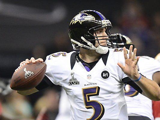 Baltimore Ravens kämpfen um Titelverteidigung