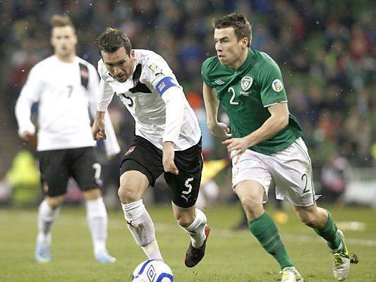 Österreich braucht gegen Irland drei Punkte