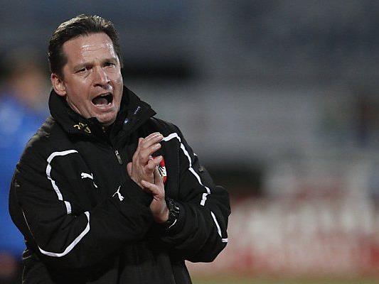 U21-Teamchef Gregoritsch kann zufrieden sein