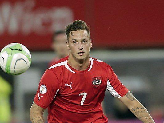 Arnautovic gleich zum Debüt gegen Man-City-Stars