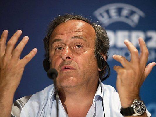 Platini soll Türkei Finalpaket versprochen haben