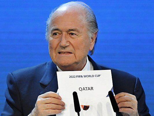 FIFA-Boss sprach offenes Geheimnis aus