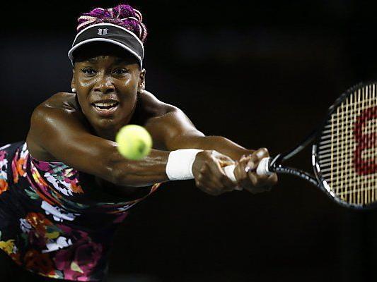 Venus Williams ist derzeit 63. der Weltrangliste