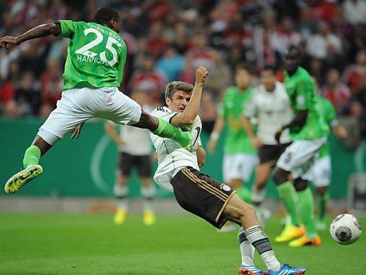 Thomas Müller traf für Bayern im Doppelpack