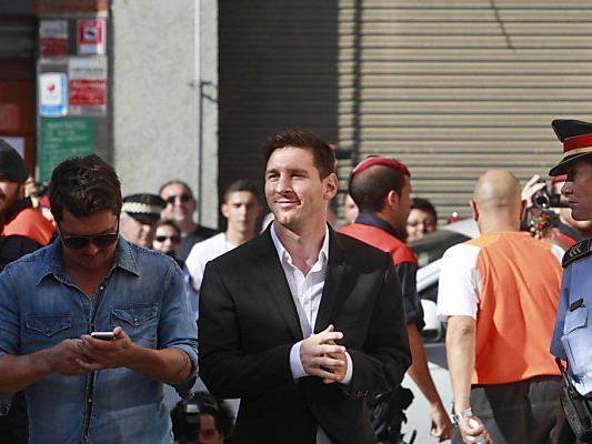 Fans jubelten dem Argentinier zu