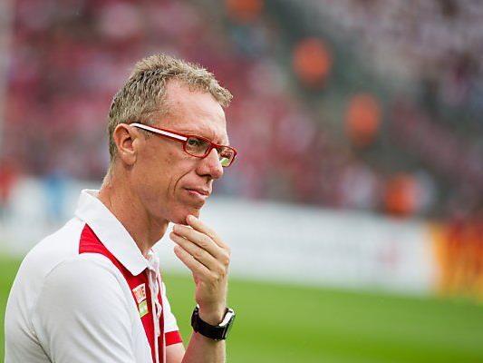 Peter Stöger mit Köln weiter auf Erfolgskurs
