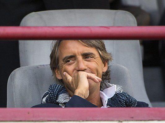 Mancini wagt sich an die Aufgabe Galatasaray