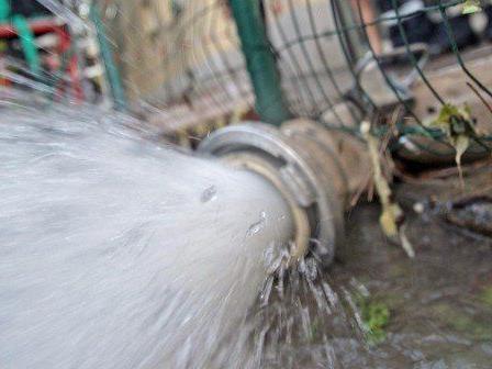 Zwei Wasserrohrgebrechen in Wien