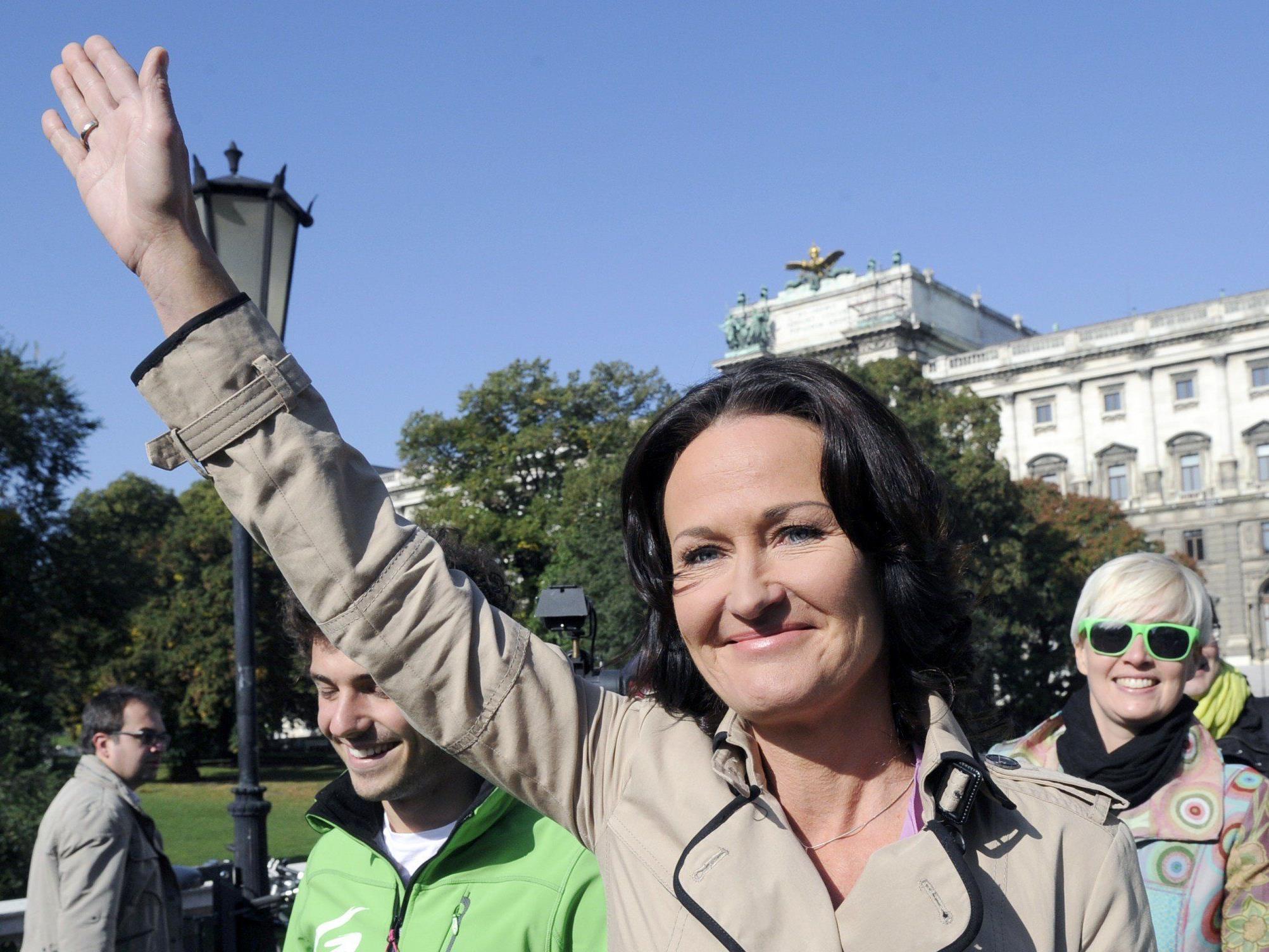Grüne beenden Wahlkampf in Wien