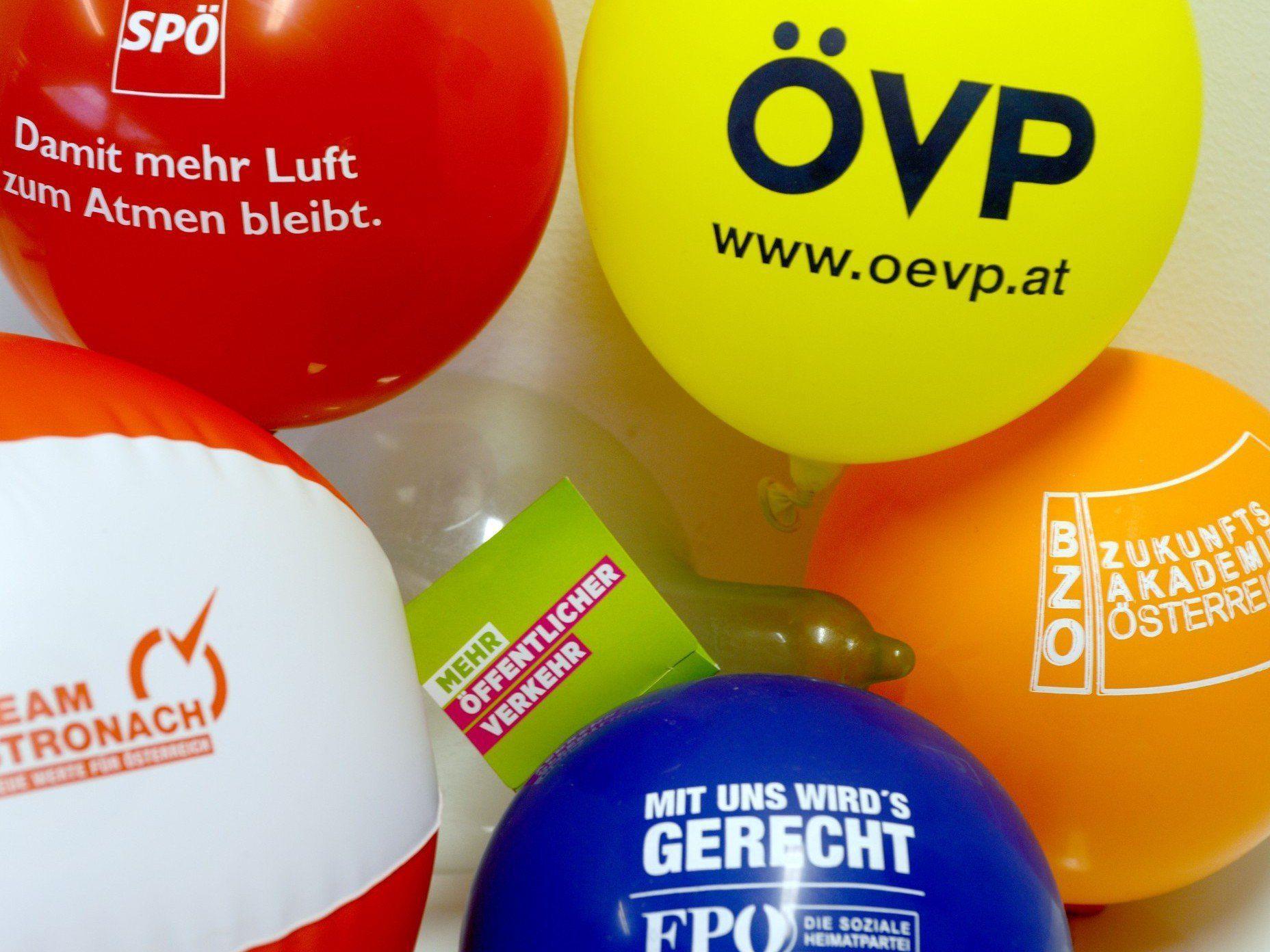 Umfrage: Für welche Koalition würden sich VIENNA.AT-User entscheiden?
